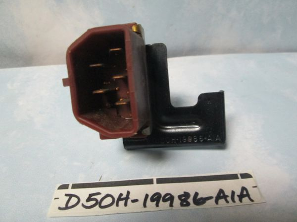 D5OH-19986-A1A YH-266 A/C BLOWER SWITCH 75-76 FORD TORINO T-BIRD COUGAR MONTEGO NOS