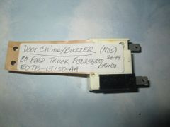 E0TB-13150-AA FORD DOOR CHIME BUZZER NEW