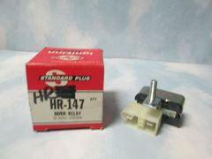 HR-147 HORN RELAY 12 VOLT NEW