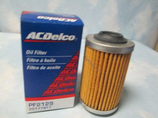 PF2129 AC DELCO OIL FILTER NEW