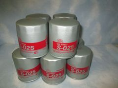 S-025 STP OIL FILTERS GM NOS SET OF 10