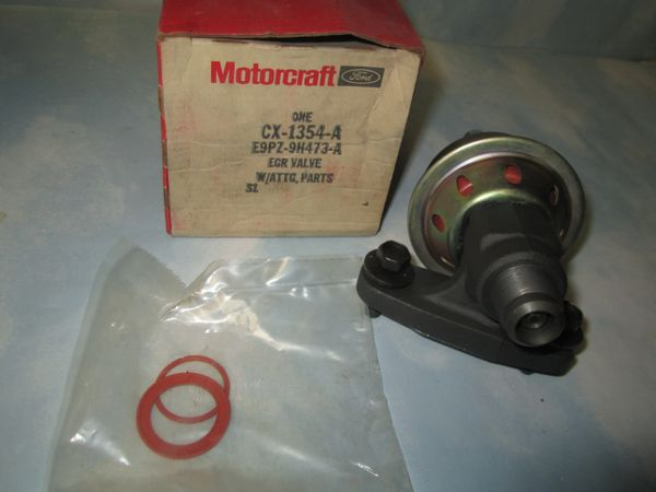 CX-1354-A EGR VALVE FORD RANGER NEW