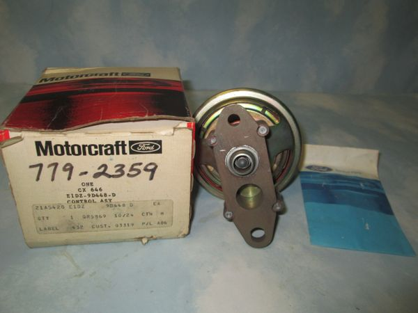 CX-646 MOTORCRAFT EGR VALVE NEW (779-2359)