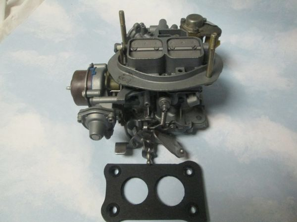 2-1209 TOMCO FORD CARBURETOR ( REMAN 1997-2003 Truck 2bb
