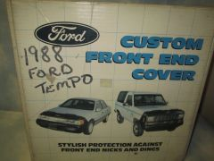 E83Z-19A413-A FORD CUSTOM FRONT END COVER FORD