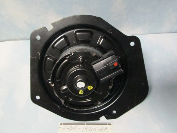 F4DH-19805-AA FORD BLOWER MOTOR ASSY NEW