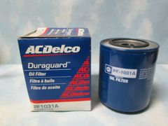 PF1031A AC DELCO OIL FILTER NEW