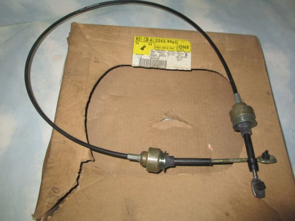 22539965 GM CABLE ASM TRANS SELECT LEVER NEW