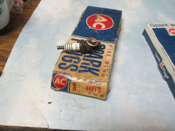 46FFS AC SPARK PLUGS NOS