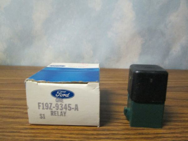 F19Z-9345-A FORD MULTIPURPOSE RELAY NOS