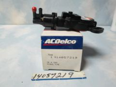 14057219 AC DELCO CHEVY TRANSMISSION VACUUM REGULATOR VALVE GM MODULATOR