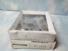 CT-895A MOTOTCRAFT CARBURETOR REPAIR TUNE UP KIT CHEVY & GMC