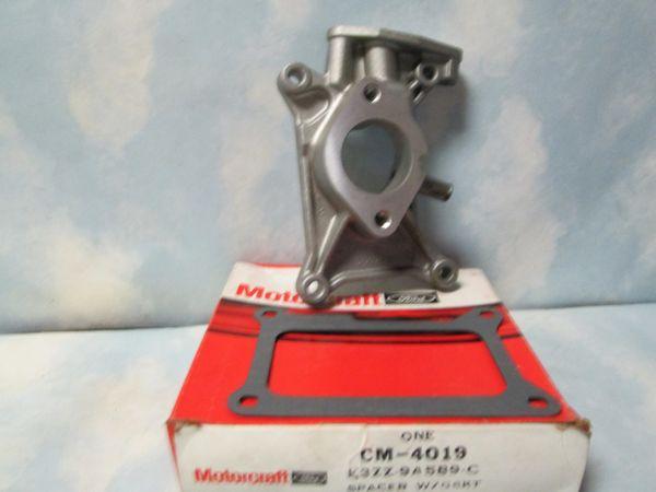 CM-4019 MOTORCRAFT SPACER W/GASKET NOS