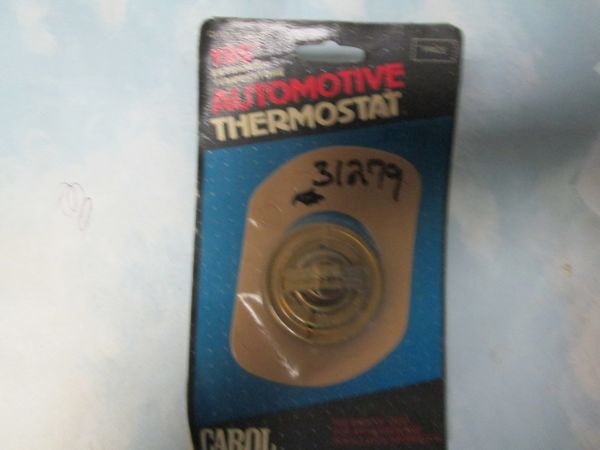 31279 CAROL THERMOSTATE 195 NOS