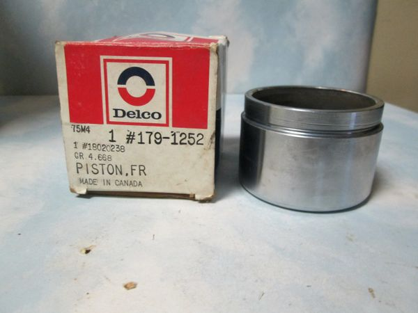 179-1252 AC DELCO PISTON WHEEL BRAKE CYLINDER PISTON NOS