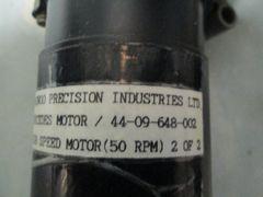 44-09-648-002 (163 540 09 88) TRANSFER CASE MOTOR N0S 98-03 MERCEDES BENZS