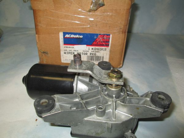 12463018 AC DELCO GMC WIPER MOTOR NEW
