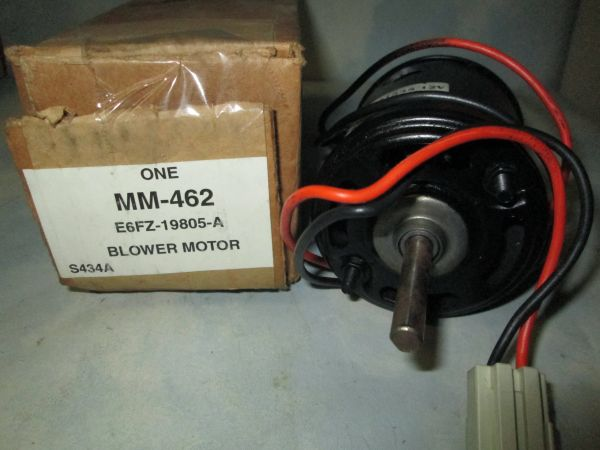 MM-462 MOTORCRAFT BLOWER MOTOR NEW