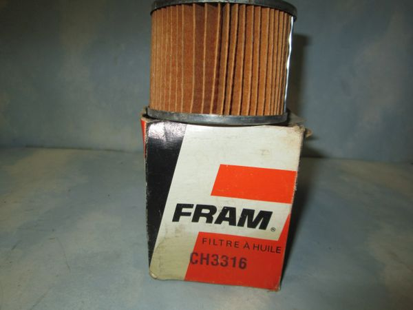CH3316 FRAM OIL FILTER NOS