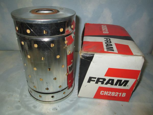 CH2821B FRAM CUMMINS EXTRA GUARD HEAVY DUTY OIL FILTER CARTRIDGE NEW