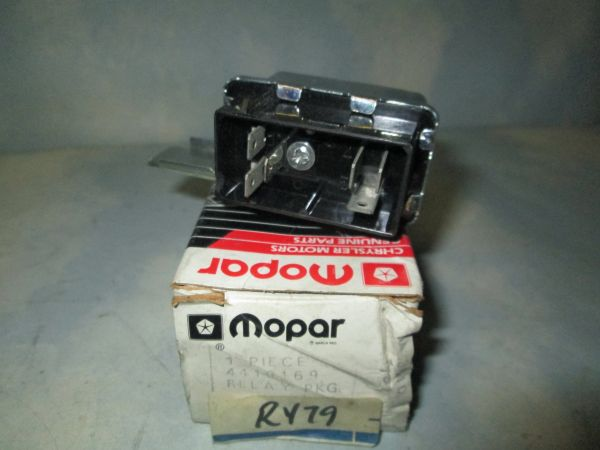 4419169 MOPAR RELAY NEW RY79 OEM
