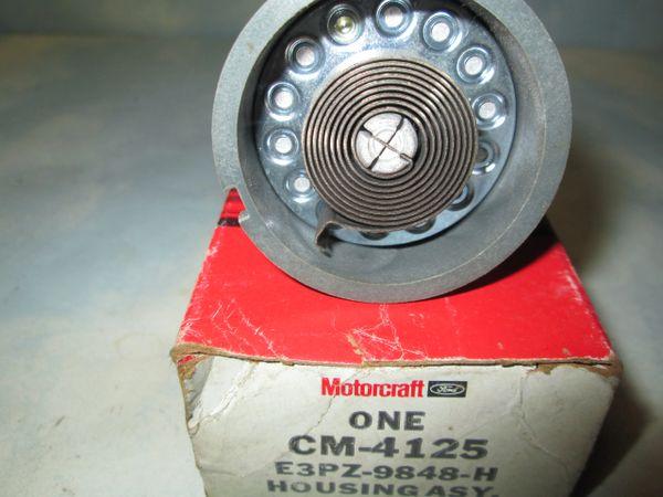 CM-4125 CARBURETOR CHOKE THERMOSTATE HEATER HOUSING ASY. MOTOTCRAFT NEW FUEL AIR