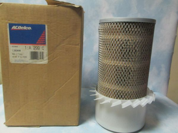 A299C AC DELCO AIR FILTER NOS
