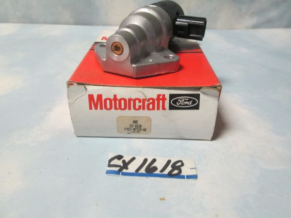 CX-1618 MOTORCRAFT IDEL AIR CONTROL VALVE NEW