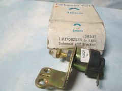 D6535 AC DELCO IDLE STOP SOLENOID NEW
