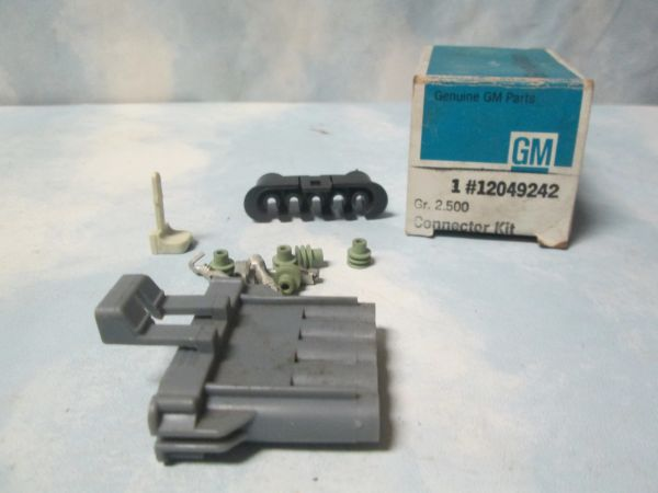 12049242 GM CONN KIT OLDSMOBILE CUTLASS FLEETWOOD CADILLAC 5.7L 4.3L 2.0L NEW