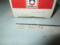 17056073 AC DELCO FLOAT ASSY NEW 1979-1986 GM 2BBL Carburetors.