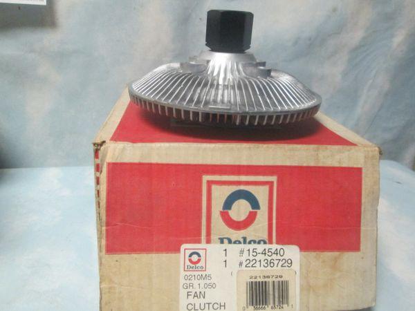 15-4540 AC DELCO CLUTCH FAN BLADE 4.3 FLEET