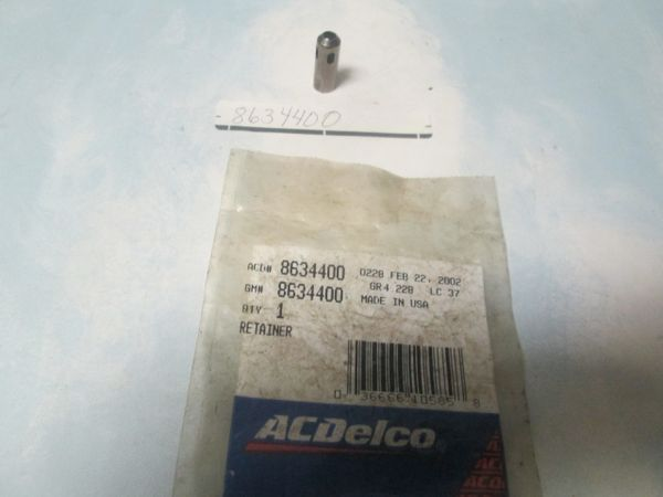 8634400 AC DELCO GM CHEVY AUTOMATIC TRANSMISSION 700 4L60 4L65E VALVE MODULE NEW