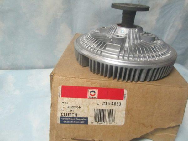 15-4653 AC DELCO GMC CHEVY CADILLAC FAN CLUTCH NEW