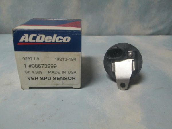 213-194 AC DELCO AUTOMATIC TRANSMISSION OUTPUT SENSOR NEW