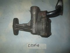 C8SE-A FOMOCO LINCOLN MARK OIL PUMP WITH INLET SCREEN NOS