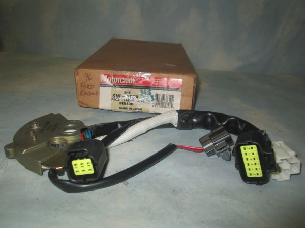SW-5979 MOTORCRAFT NEUTRAL SAFETY SWITCH USED 91-96