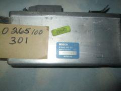 0265100301 BOSCH ABS CADILLAC ALLANTE ECU CONTROL MODULE BRAIN NOS