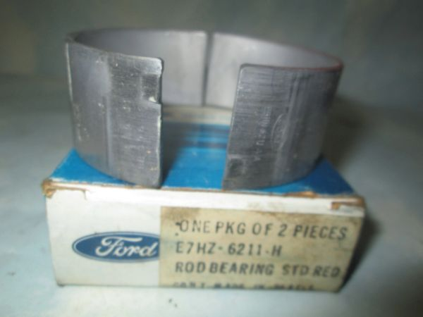 E7HZ-6211-H FORD TRUCK DIESEL ROD BEARING CONNECTING NEW