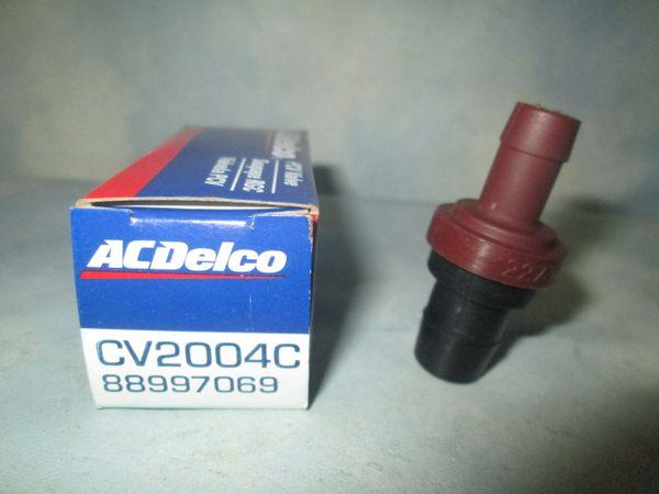 CV2004C AC DELCO TOYOTA SUZUKI COROLLA PCV VALVES #88997069 BOX OF 10 NEW