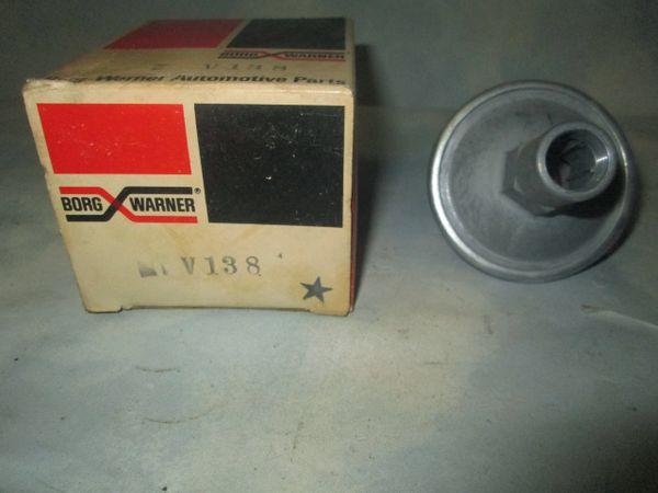 V138 BORG WARNER CHRYSLER 1957 VACUUM ADVANCE NOS