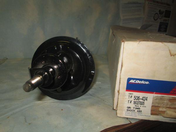 506-424 AC DELCO FRONT STRUT GAS CHARGED NEW 85-89 Isuzu-Geo Spectrum