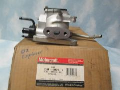 CM-5024 MOTORCRAFT MERCURY MOUNTAINEER INJECTION THROTTLE BODY SPACER NEW