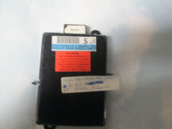 F3PF-2C018-AA FORD 1990 1991 F150 F250 computer module ECM ECU SINGLE REAR WHEEL CONTROL (NEW)