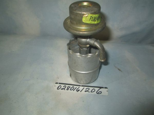 0280161206 BOSCH PULSATION DAMPER FUEL SUPPLY FORD FIAT RENAULT NOS