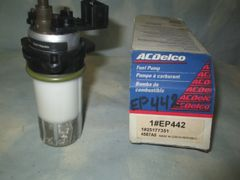 EP442 AC DELCO ELECTRIC VOLKSWAGEN GOLF FUEL PUMP NEW