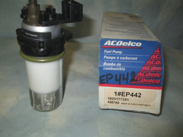 EP442 AC DELCO ELECTRIC VOLKSWAGEN GOLF FUEL PUMP NEW