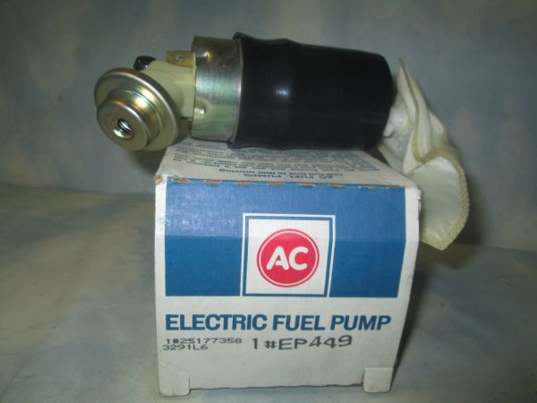 EP449 AC DELCO ELECTRIC NISSAN MAXIMA FUEL PUMP NEW