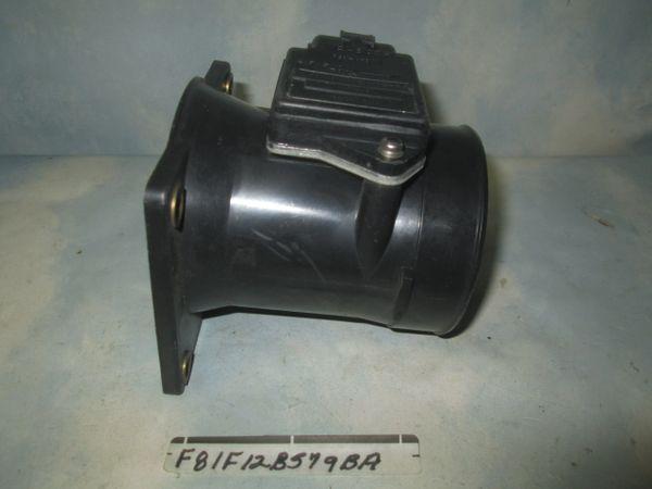 F81F12B579BA MOTORCRAFT 99-04 F150 LINCOLN NAVIGATOR F250 MASS AIR FLOW AIR SENSOR F-450 550 NEW