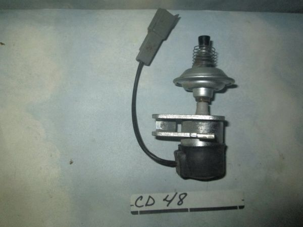 CD-48 MOTORCRAFT CARBURETOR DASH POT SOLENOID ASSEMBLY NEW
